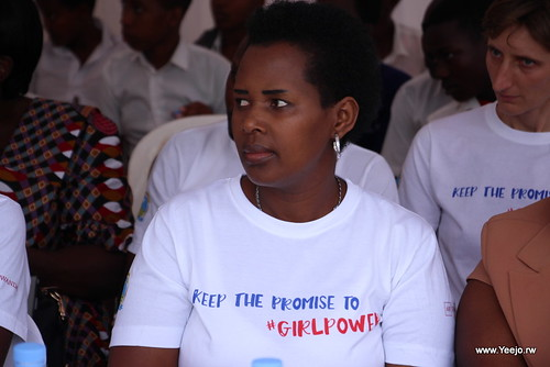 International Day of the Girl Child 2017: Rwanda