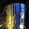 (bobbat) Tags: street alley night innamoramento