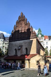 Old New Synagogue - Prague
