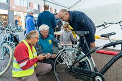 P63_2769 (PietervandenBerg) Tags: fietsersbond drechtsteden papendrecht 2017 markt meent wethouder jannathan rozendaal marco hoogland