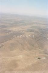 Qasr el-Maqhaz (Parker #230) (APAAME) Tags: jadis2307025 la230 limesarabicussurvey megaj6480 maqaz maqhaz oblique scannedfromnegative aerialarchaeology aerialphotography middleeast airphoto archaeology ancienthistory alkarak jordan
