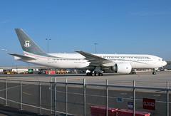 CS-TQX (JBoulin94) Tags: cstqx ceiba intercontiental boeing 777200lr washington dulles international airport iad kiad usa virginia va john boulin