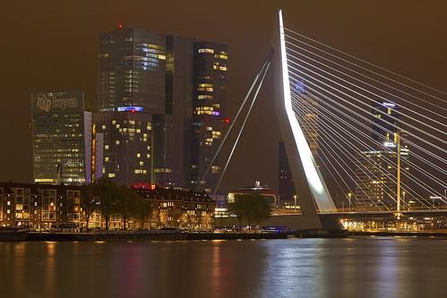 Uno sguardo al futuro / A glimpse of the future (Rotterdam, Netherlands)
