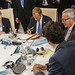 President Tusk at the G7 meeting in Taormina, Italy