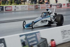 National Finals_6994 (Fast an' Bulbous) Tags: car vehicle automobile racecar dragster drag strip race track fast speed power acceleration motorsport nikon d7100 gimp outdoor santapod