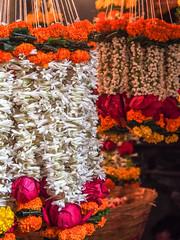 Mumbai 2015 (hunbille) Tags: india mumbai birgittemumbai2lr bombay phool galli phoolgalli flower market gali