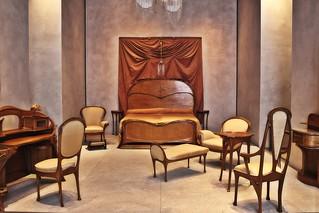 Chambre de Mme Guimard