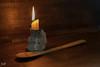 La vela y el soñador (jlpezrecio) Tags: bodegon casa leer libros vela