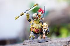 Crono, Robo e Ayla (FaruSantos) Tags: chronotrigger chronotriggerformationarts toys miniaturas games videogames jogos