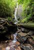 Mingo Falls, NC (Avisek Choudhury) Tags: nikond810 nikon1635mm avisekchoudhury avisekchoudhuryphotography acratechballhead gitzo mingofalls northcarolina waterfall longexposure