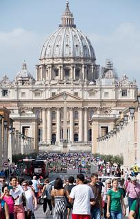 Via della Conciliazione. Rome Italy. (Explored on 22/Sep/2017 #164)