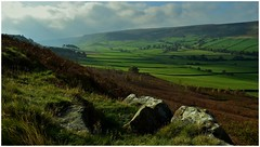 Little Fryup Dale. (A tramp in the hills) Tags: littlefryupdale northyorkmoors valley dale