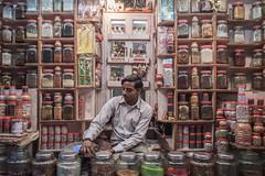 Varanasi - City Streets - Shops