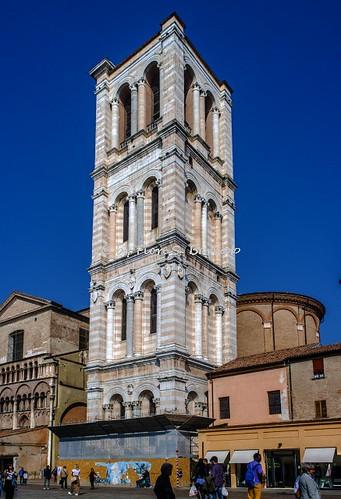 Ferrara (FE), 2017, La Cattedrale di San Giorgio.