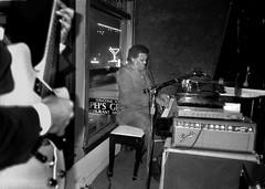 Jimmy McCracklin, San Francisco 1989 (Dave Glass . foto) Tags: sanfrancisco jimmymccracklin theblues blues rb keyboards piano pianist bluespianist bluespiano louspier47club