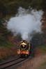 7812 (Jed Bennett) Tags: severn valley railway autumn steam gala bewdley tunnel 7812 erlestoke manor cambrian coast express foley park