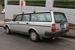 1992 Volvo 240 Wagon (jeremyg3030) Tags: 1992 volvo 240 wagon estate variant break cars swedish
