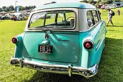 Ford Ranch Wagon 2door Overdrive Station Wagon rear (John Tif) Tags: 2017 crystalpalace fordranchwagon2dooroverdrivestationwagon car motorspot