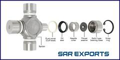 Buy Universal Joint Cross Online - Sar Exports (ramanmalik998) Tags: buy universal joint cross online order sri lanka universaljointcrossonlineexporter exporter oman saudi arabia