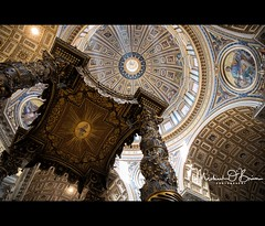 San Pietro (MPOBrien) Tags: rome vatican sanpietro