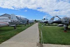 Musée Européen de l'Aviation de Chasse 15th June 2016 (_Illusion450_) Tags: aérodromedancone montélimar muséeeuropéendelaviationdechasse 150616 museum lflq xmk aeroplane aviation avion aircraft airplane flugplatz