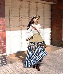 Steampunk (RockWan FR) Tags: fashionroyalty poppyparker steampunk girl integrity dreamteen