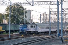 EP07-1038 Gdynia Główna (rokiczaaa) Tags: ep07 gdynia train poland railway