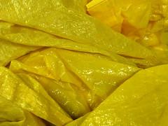 Bagged (arbyreed) Tags: arbyreed plastic yellow shoppingbags ikea plasticshoppingbag mysterious