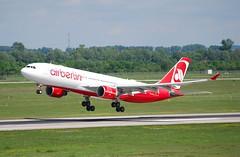D-ALPI A330-223 Air Berlin (corrydave) Tags: 828 airberlin dusseldorf dalpi a330 a330200