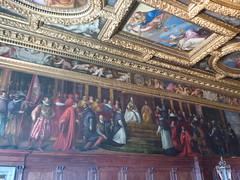 Venedig (Hamsterrad-fahren.de) Tags: venedig dogenpalast markusplatz reisen italien