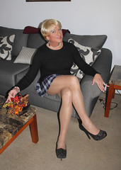 AshleyAnn (Ashley.Ann69) Tags: crossdresser cd crossdressing crossdressed crossdress classy clevage gurl tgirl tgurl tranny ts transvestite tv tg transexual transgender trans trannybabe tdoll tits shemale sexy sissy sheer ass blonde beauty bombshell boobs blond breasts b