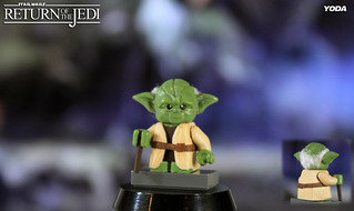 Custom LEGO Star Wars: Return of the Jedi   Yoda