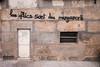 "#Manif10octobre #Nantes #GameOfTags: ""les flics sont des mangemorts "" (ValK.) Tags: gameoftags loitravailxxl pjlterrorisme loitravail cabanedupeuple etatdurgencepermanant maisondupeuple nantes politique valk demonstration fonctionpublique graff graffiti greve intersyndicale manifestationunitaire social tag france fr"