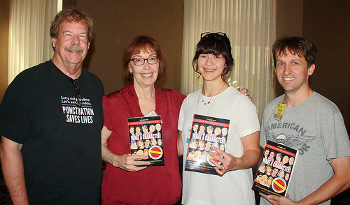 Steve Berry book fan photo