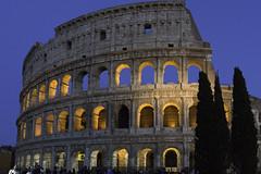 Postcard from Roma (Christian Wilt) Tags: roma lazio italie it colosseum colisée rome
