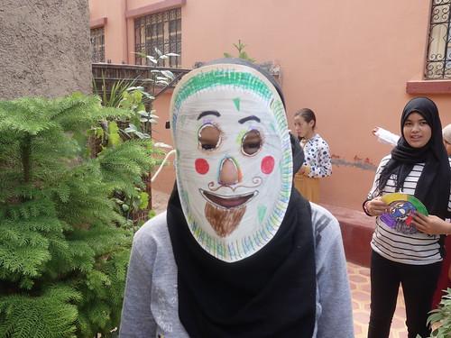 """Un masque : """" Bilmawn"""" (6)"""