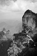 天門山 (勇 YoungAdventure) Tags: 湖南 hunan china 張家界 zhangjiajie 天門山 tianmen mountain national park