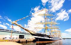 Summer 2017: Tall ship races (KariFinland) Tags: 5dmk2 sigma 1224mm tall ship races kruzenshtern kotka finland