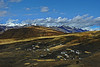 Hikkim !! (Lopamudra !) Tags: lopamudra lopamudrabarman lopa landscape hikkim komik koumik spiti postoffice worldshighest highest spitivalley valley vale himalaya himalayas highaltitude highland himachal himachalpradesh hill hp mountain mountains range clouds cloud sky skyscape light lightandshade shine shadow shining dawn colour morning morn color colours colourful cold india meadow habitat sunshine sunlight picturesque