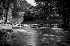 Acquafraggia creek (Mario Ottaviani Photography) Tags: sony sonyalpha italy italia paesaggio landscape travel adventure nature scenic exploration view vista breathtaking tranquil tranquility serene serenity calm marioottaviani blackandwhite blackwhite monochrome mono monocromatico monocromo river creek torrente fiume acquafraggia valchiavenna