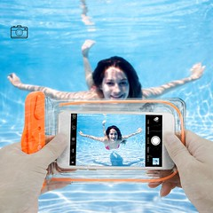 Waterproof Smartphone Case (mywowstuff) Tags: