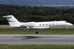 Skyline Aviation Gulfstream IV-X T7-ZZZ GRO 16/08/2017 (jordi757) Tags: airplanes avions nikon d300 gro lege girona costabrava gulfstream g450 gulfstreamiv giv t7zzz