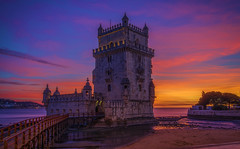The Belém Tower at Sunset (Luminosity Masks) (JRE313) Tags: hdr hdri phoneographer tagsforlikes hdrspotters hdrstyles day phonegraphy hdrepublic hdrlovers awesomehdr instagood hdrphotography photooftheday hdrimage hdrgallery hdrlove hdrfreak hdrama hdrart hdrphoto fusion mania styles edits photo photos pic pics picture photographer pictures snapshot art beautiful color all shots exposure composition focus capture moment photoshoot daily photogram urban photography architecture throwback like4follow adventure like4like streetlife landscape history heritage sunset europe portigal portugal lisbon
