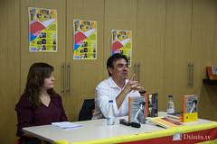 Encontres literaris Centre Cultural Castellut- Martí Dominguez