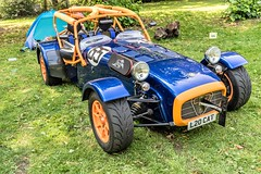 Caterham  HPC in paddock (John Tif) Tags: 2017 caterhamhpccaterhamhpc crystalpalace car motorspot