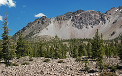 Chaos Crags volcanic domes & Chaos Jumbles Landslide (Holocene; Lassen Volcano National Park, California, USA) 5 (James St. John) Tags: dome c chaos crags volcanic domes rhyodacite holocene lassen volcano national park california cascade range lava jumbles landslide avalanche deposit dwarf forest