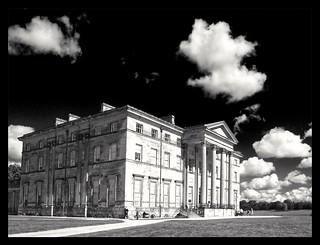 Attingham Hall and Park.