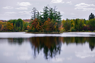 October at Bass Lake (EXPLORED)