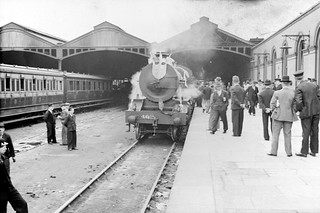 De Valera train, Kingsbridge, Dublin City, Co. Dublin.