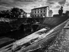 Old aqueduct (saveriosalvadori) Tags: pisa architecture architettura acqueduct acquedotto blackandwhite